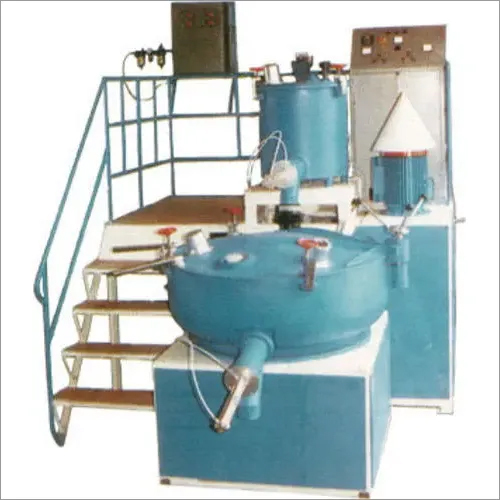 Heating Cooling Mixer