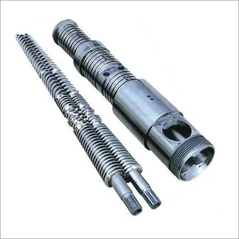 Conical Twin Screws And Barrels