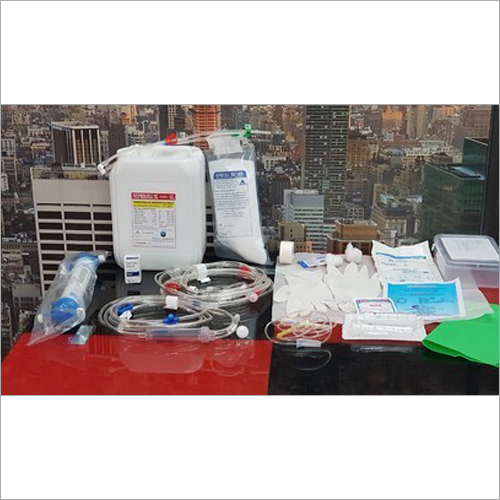 Dialysis Consumable Kit