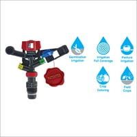 Irrigation Impact Sprinkler