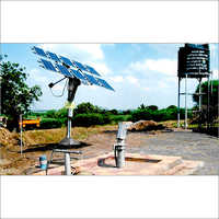 Solar Drinking Water Hand Pumps