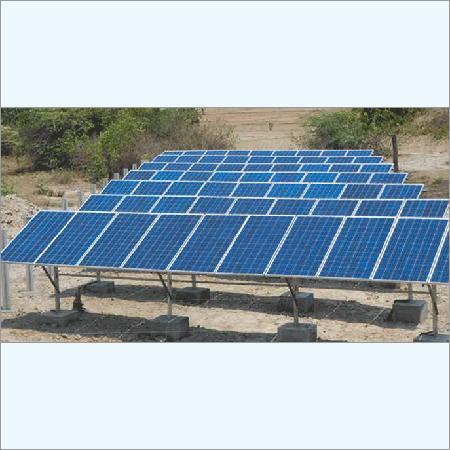 AC Solar Agriculture Pump