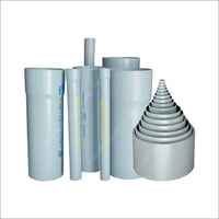 UPVC Solvent Joint Pressure Pipes