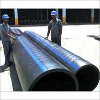 PE Pipes with Slits Perforations