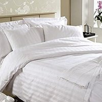 STRIPE BED LINEN