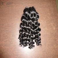 Human Hair Short Curly
