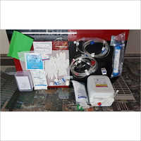 Dialysis Machine Consumable Kit for Single Session