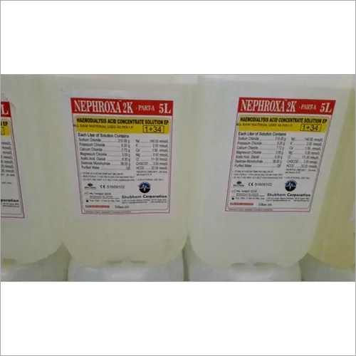 Nephroxa Haemodialysis Concentrate