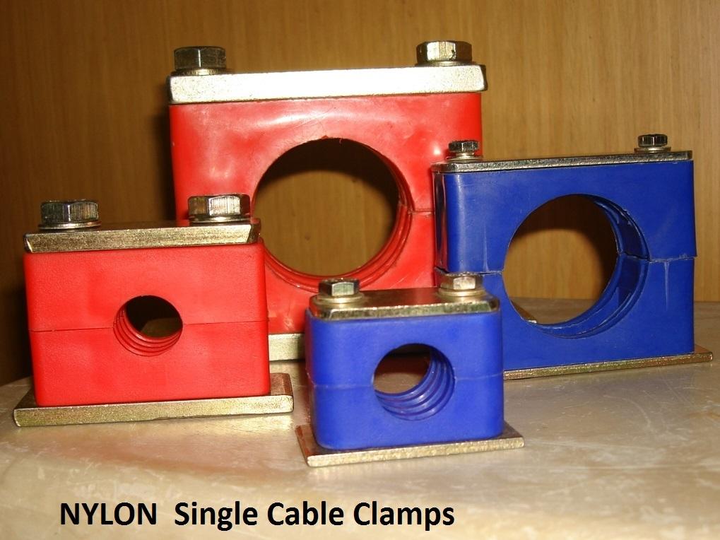 Trefoil Clamps Cleats