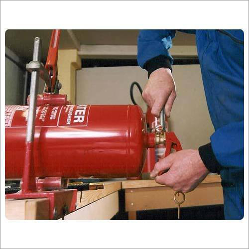 Fire Extinguishers Refilling system