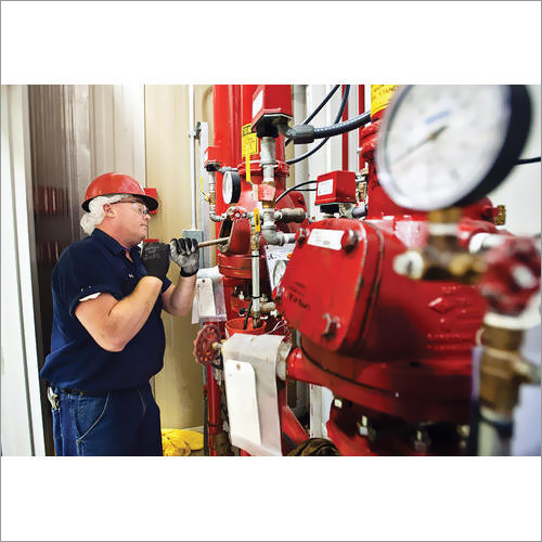 Industrial Fire Systems Installation Service