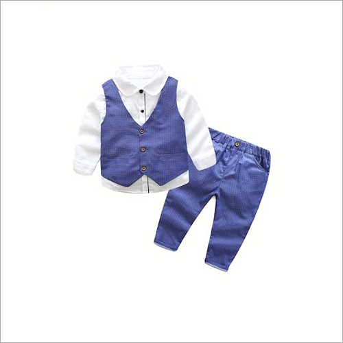 Kids Party Wear Suit Set