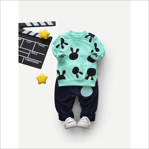 Kids Full Sleeve T-Shirt Pant