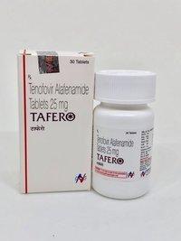 TAFERO Tenofovir disoproxil fumarate 25mg Tablet
