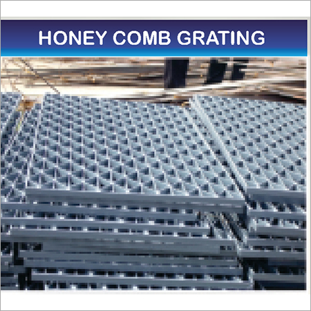 Honeycomb Metal Grating