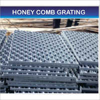 Honeycomb Metal Grating