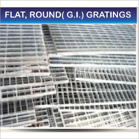 Flat GI Grating