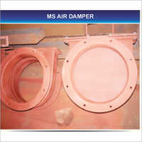 Mild Steel MS Air Damper