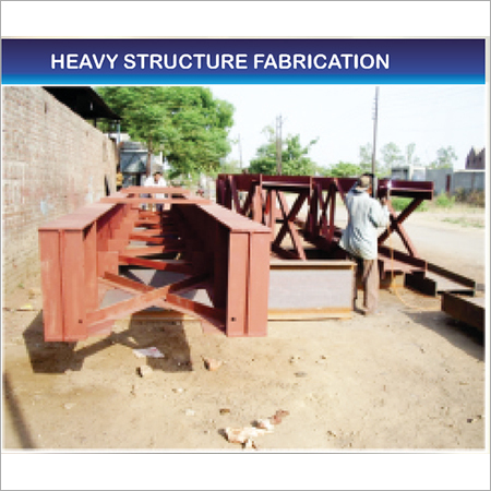 High Structure Metal Fabrication