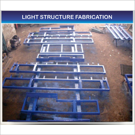 Low Structure Metal Fabrication