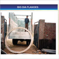 Big Diameter Metal Flanges