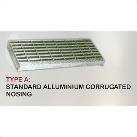 Aluminum Corrugated Treads