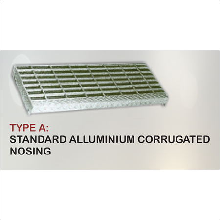 Aluminum Corrugated Treads
