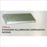 Aluminum Corrugated Theads