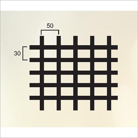 Rectangular Pattern Metal Gratings