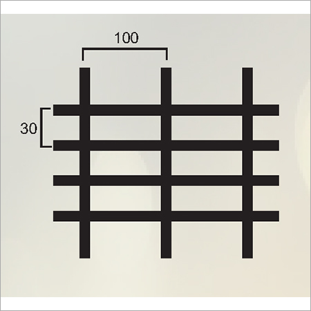 Rectangular Pattern Metal Gratings