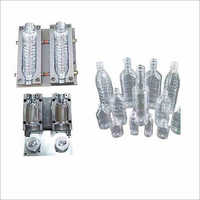 Lotion And Shampoo Blow Mould