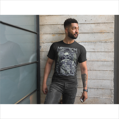 Mens Branded Graphic T Shirt