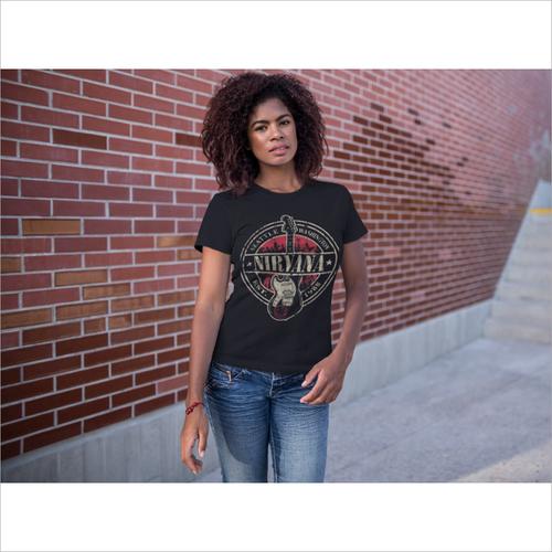 Women Graphic T Shirt