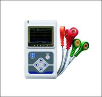 Portable Niscomed Holter ECG System , Model No:-9803