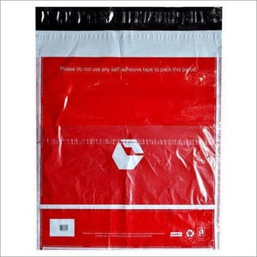 Plastic Waterproof Courier Bag