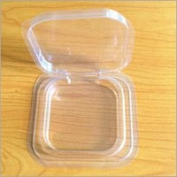 Transparent Plastic Blister Packaging Box