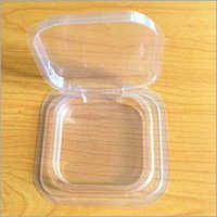 Transparent Plastic Blister Packaging Box