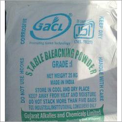 Bleaching Stable Powder