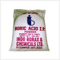 Boric Acid IP Powder