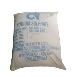 Sodium Sulphate  material