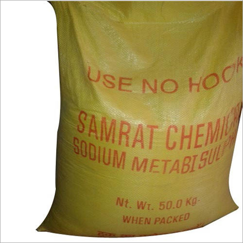 Sodium Metabisulphite Chemical