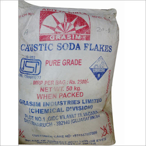 Caustic Soda Flakes Chemical