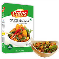 Cates Sabzi Masala Powder