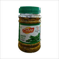 Cates Green Chilli Pickle