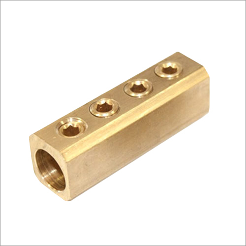 Brass Connector Electrical Terminal