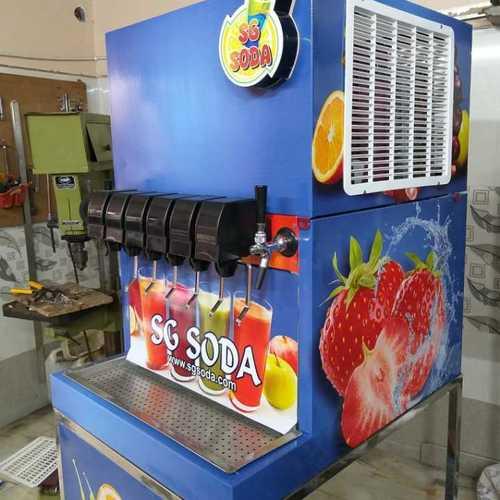 11 Flavour Soda Making Machine