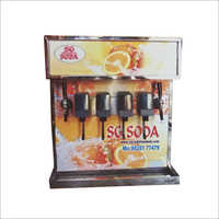 6 Flavour Soda Making Machine