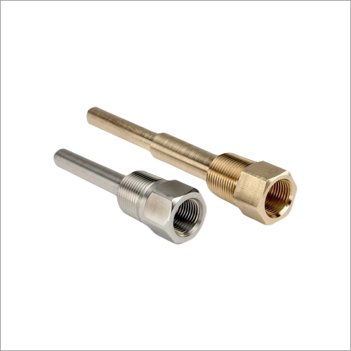 Brass Thermowells