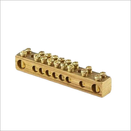 Brass Neutral Link