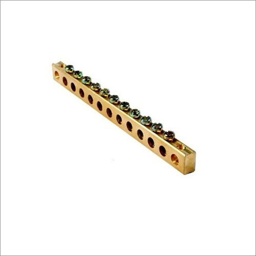 Brass Electrical Bus Bar